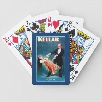 Lévitation de ~ de Kellar Cartes À Jouer