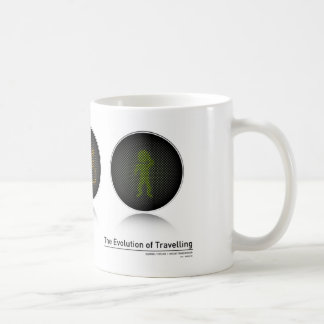 L'évolution du déplacement mug