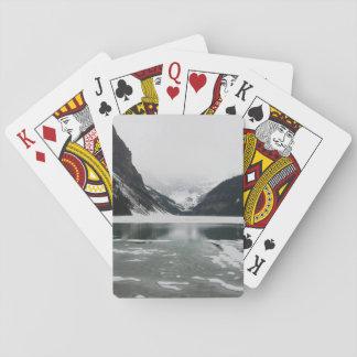 L'extrémité de l'hiver, Lake Louise Cartes À Jouer