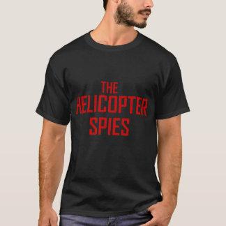 """L'hélicoptère remarque le T-shirt de """"ordures et"""