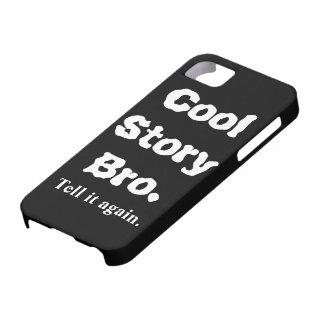 l'histoire fraîche Bro de cas de l'iPhone 5 Coque Case-Mate iPhone 5