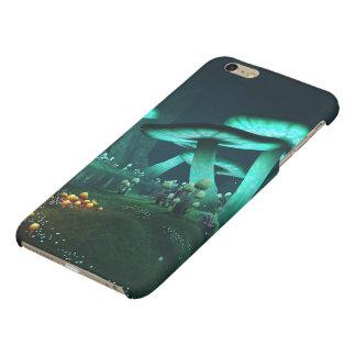 Lichtgevende iPhone 6 van de Steen van Matte iPhone 6 Plus Hoesje