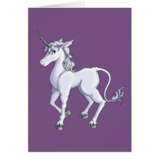 Licorne Carte