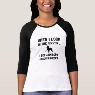 Licorne de Badass T-shirt