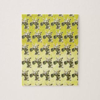 Licorne de jasmin puzzle