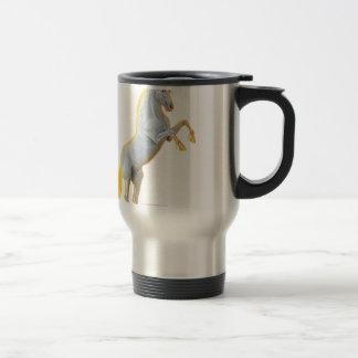 licorne mug de voyage en acier inoxydable