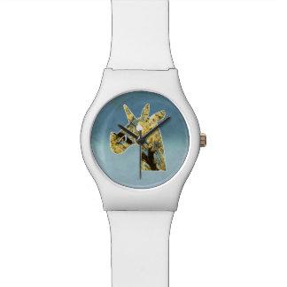 Licorne se développante montre
