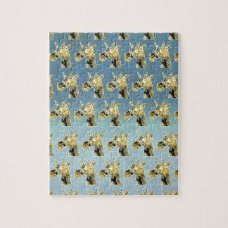 Licorne se développante puzzle