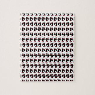 Licornes lumineuses puzzle