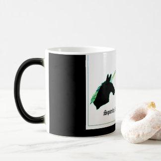 Licornes Morphing de tasse
