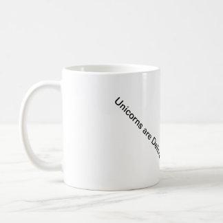 Licornes Mug Blanc