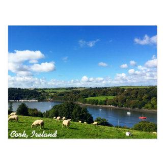 cartes postales d'Irlande sur Zazzle