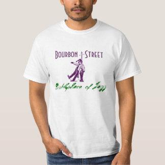 Lieu de naissance de NOLA la Nouvelle-Orléans de T-shirt