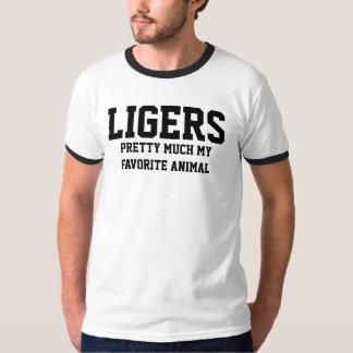 LIGERS à peu près ma chemise animale préférée T-shirt
