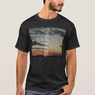 Ligne de ciel du Cambodge T-shirt