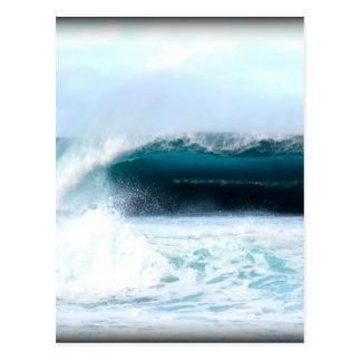Ligne Hawaï de tuyau Carte Postale
