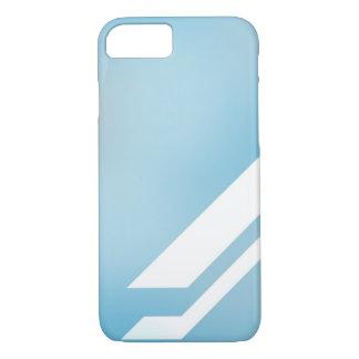 Lignes et couleurs coque iPhone 7