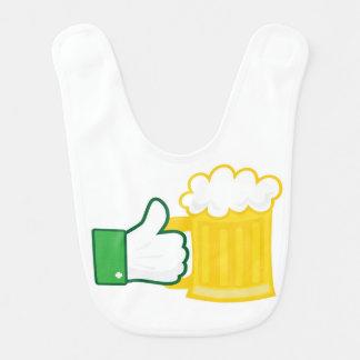 Like beer bavoir