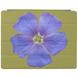 Lin bleu #1 protection iPad