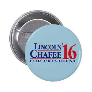 Lincoln Chafee 2016 Badge Rond 5 Cm
