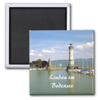Lindau im Bodensee - aimant de souvenir
