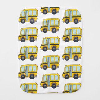 Linge De Bébé Autobus scolaire mignon