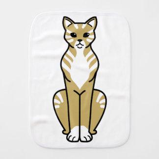 Linge De Bébé Bande dessinée de chat de Gato