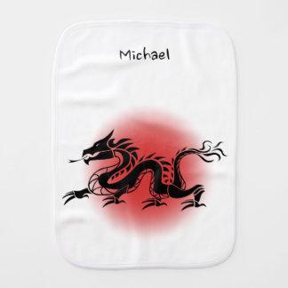 Linge De Bébé Bébé traditionnel chinois de nom de dragon