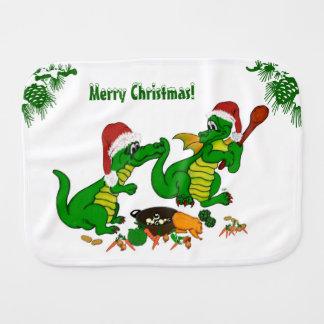 Linge De Bébé Dragons - Joyeux Noël ! Aujourd'hui je ferai cuire