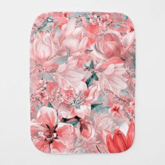 Linge De Bébé flowers2bflowers et #flowers de motif d'oiseaux