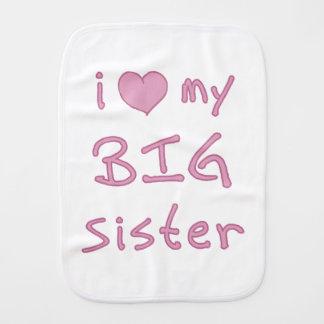 Linge De Bébé J'aime ma grande soeur