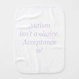 Linge De Bébé L'autisme n'est pas un bien choisi…