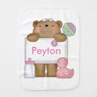 Linge De Bébé L'ours doux de Peyton