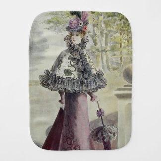 Linge De Bébé Madame victorienne - robe Mode-Rose française