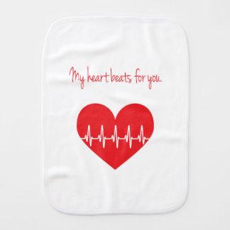 Linge De Bébé Mes battements de coeur pour vous