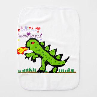 Linge De Bébé Petit dragon vert