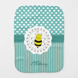 Linge De Bébé Pois girly mignon gai adorable d'abeille