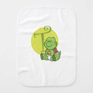 Linge De Bébé T est pour la tortue