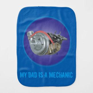 Linge De Bébé Turbocompresseur - mon papa est un mécanicien