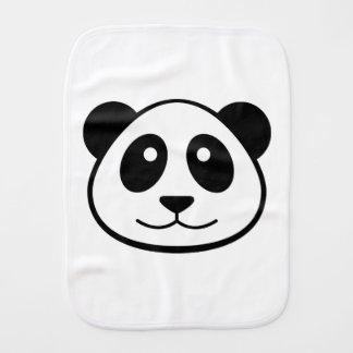 Linge De Bébé Visage de panda