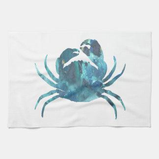 Linge De Cuisine Art de crabe