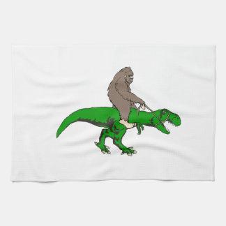 Linge De Cuisine Bigfoot montant T Rex