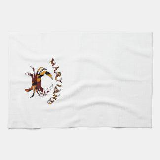 Linge De Cuisine Crabe de drapeau du Maryland