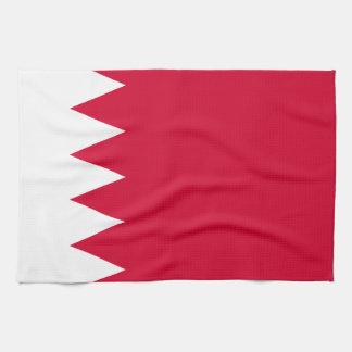 Linge De Cuisine Drapeau du Bahrain