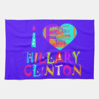 Linge De Cuisine Espoir extraordinaire gentil et bel Hillary pour