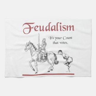 Linge De Cuisine Féodalisme - c'est votre compte qui vote