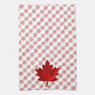 Linge De Cuisine Feuille de Canada-Érable par Shirley Taylor
