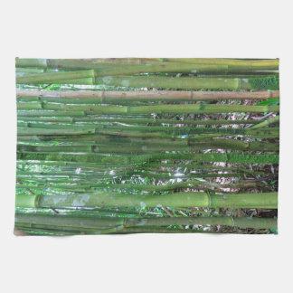 Linge De Cuisine Forêt en bambou