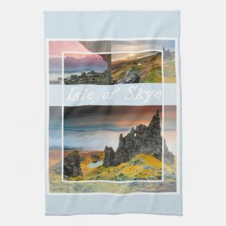 Linge De Cuisine Île de Skye : paysage