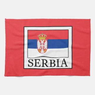 Linge De Cuisine La Serbie